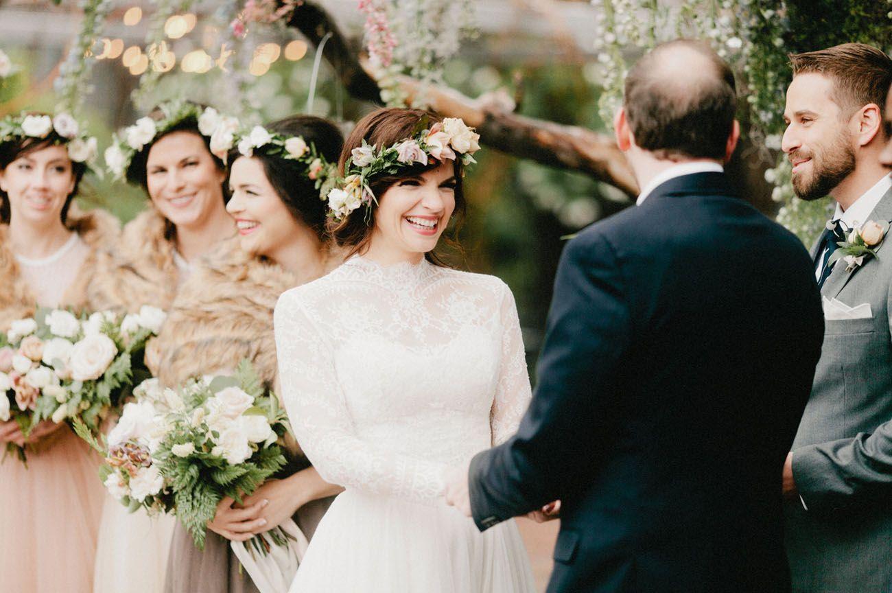 Urban Fairytale Wedding In Denver Ellen Bruce Wedding