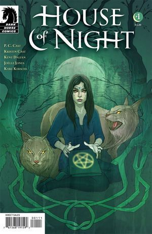 House Of Night 1 House Of Night The Graphic Novel 1 House Of