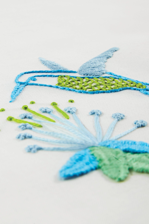 Srta. lylo colibrí y flores - diseño | FREE PATTERNS | Pinterest ...