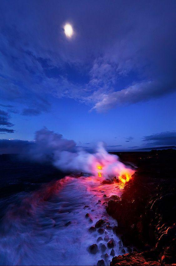 Hilo, Hawaii -- Hawai'i Volcanoes National Park