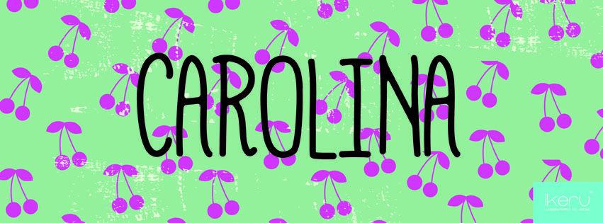 Carolina #DiseñoGráfico #Creatividad