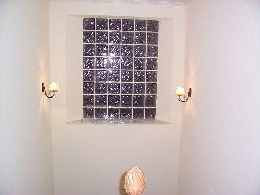 Ladrillos de vidrio decorar tu casa es casa pinterest ladrillos de vidrio - Ladrillos de cristal ...