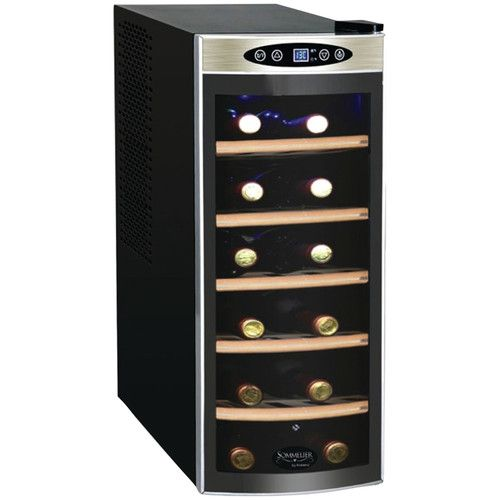 92 Bottle Dual Zone Convertible Wine Cooler