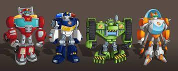 Resultado De Imagen Para Transformer Rescue Bots Wallpaper