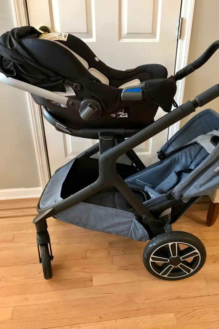 Nuna DEMI Grow Stroller Review Creative Parenting in