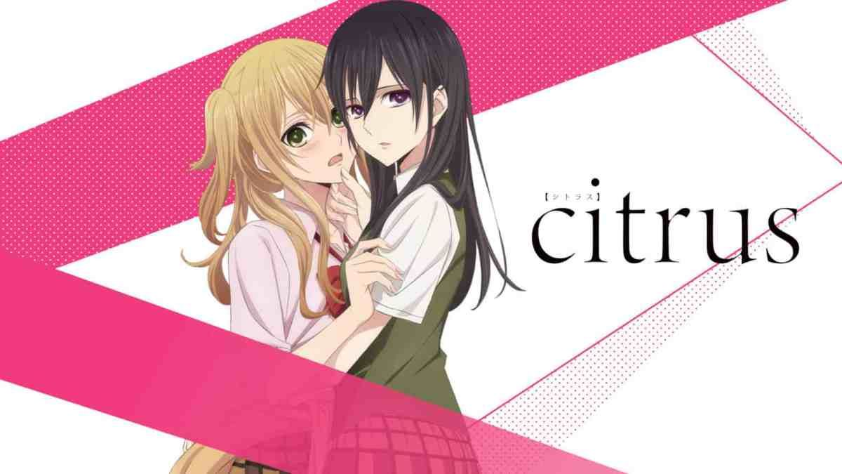 Post 51 Citrus Anime Review Slice Of Life Anime Anime Anime Backgrounds Wallpapers