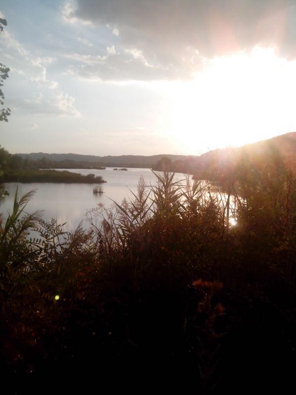 Laguna del Campillo (Atardeciendo)