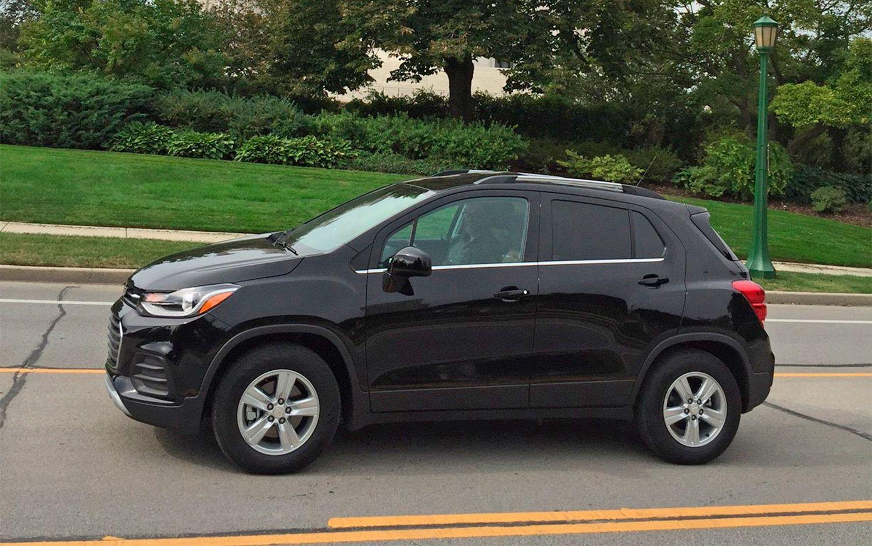 Comparison Chevrolet Trax Lt 2017 Vs Jeep Grand