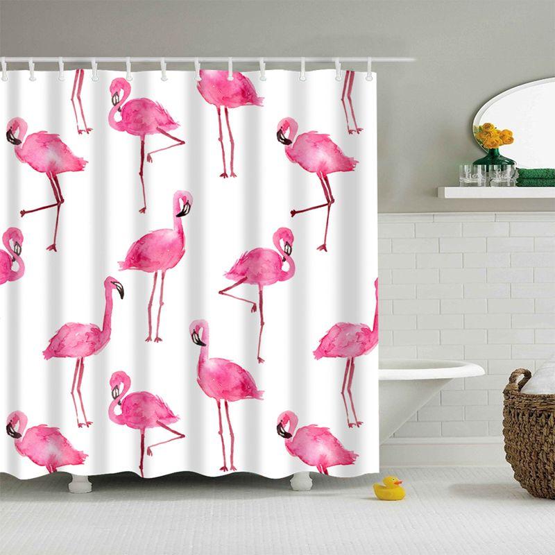 Nieuwe Kleurrijke Milieuvriendelijke Flamingo Dier Hond Hippo Kat