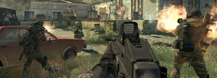 Remastered Version Of Call of Duty Modern Warfare 2 Has
