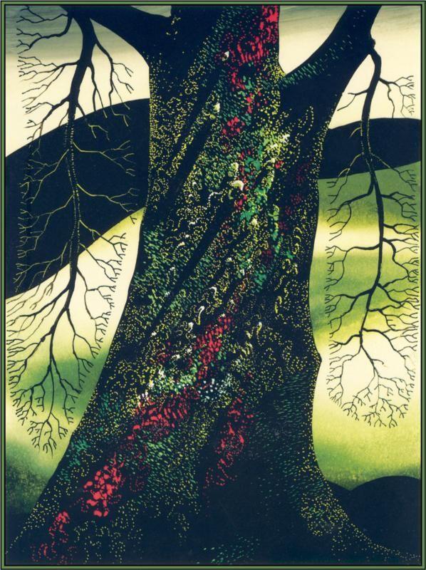 Oak Tree - 1999