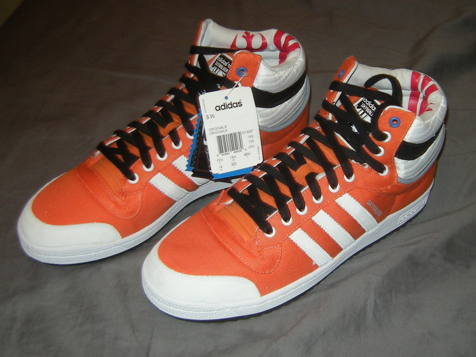 072bfbc808 Adidas Star Wars Luke Skywalker X-Wing SW Sz 14 Sneakers