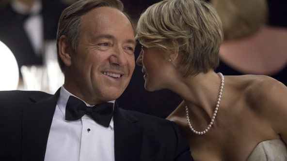 House Of Cards Season 1 Episode 1 Welcome To Washington Robin Wright Robin Wright Hair House Of Cards