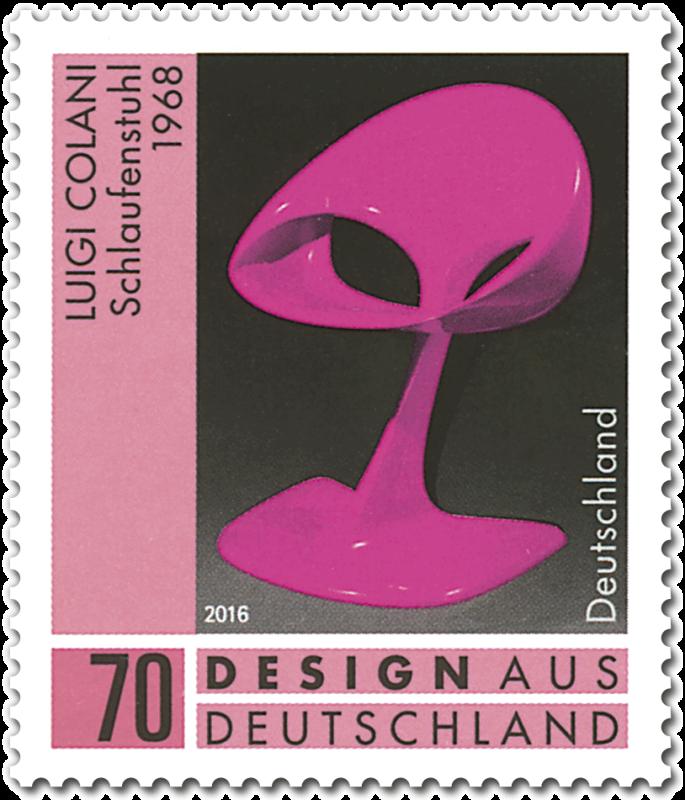 Deutschland 2016 Design aus Deutschland Schlaufenstuhl