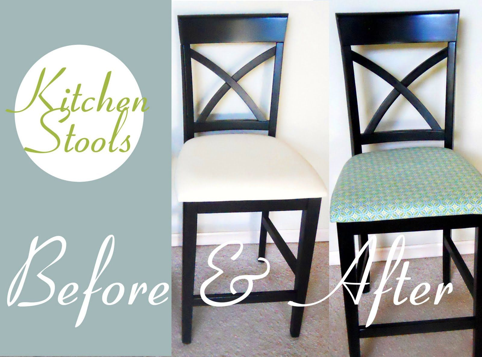 Reupholster Kitchen Chair Aid Dishwashers Tutorials And Craft How To Chairs