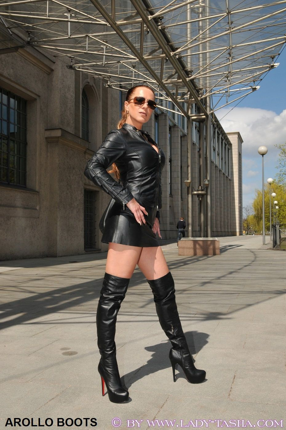 Boots Arollo Overknee Princess Tasha In Lady jA54LR