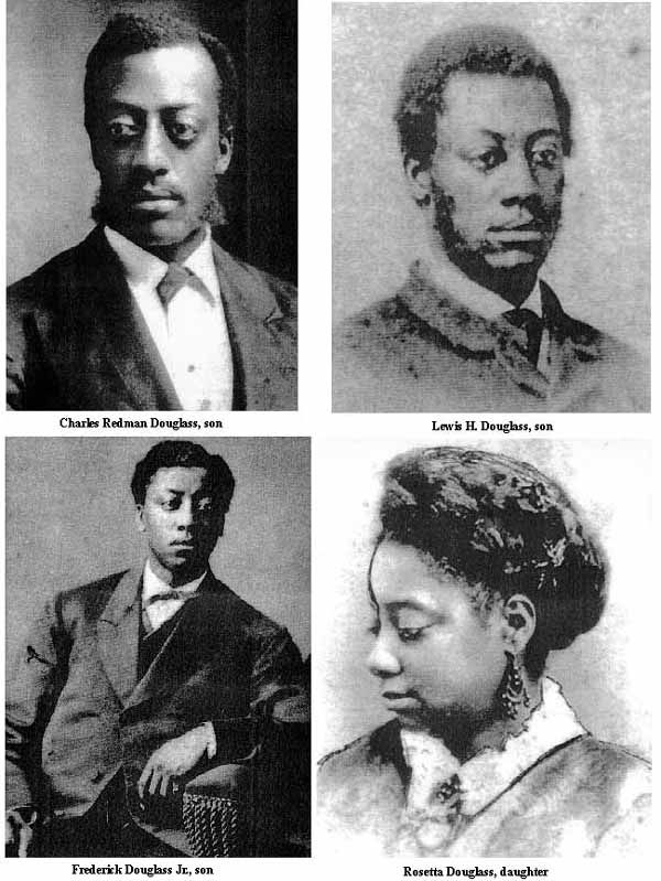 1896 Rosetta Douglass Sprague Was A Founding Member Of The National