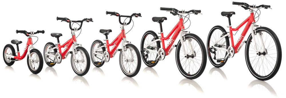 Woom Bikes Review Best Kids Bikes Of 2018 With Images Best