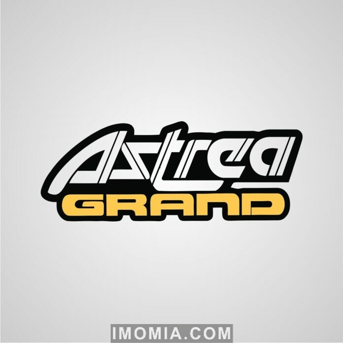 Honda Astrea Grand Vector In 2020 Logos Honda Grands