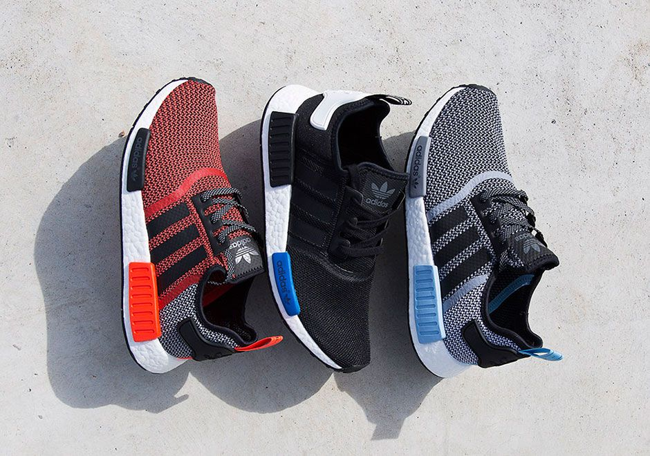 New adidas NMD Releases | SneakerNews
