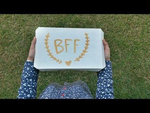 Ideas Para El Cumpleaños De Mi Mejor Amiga Buscar Con Google Romantic Gifts Bff Love Messages