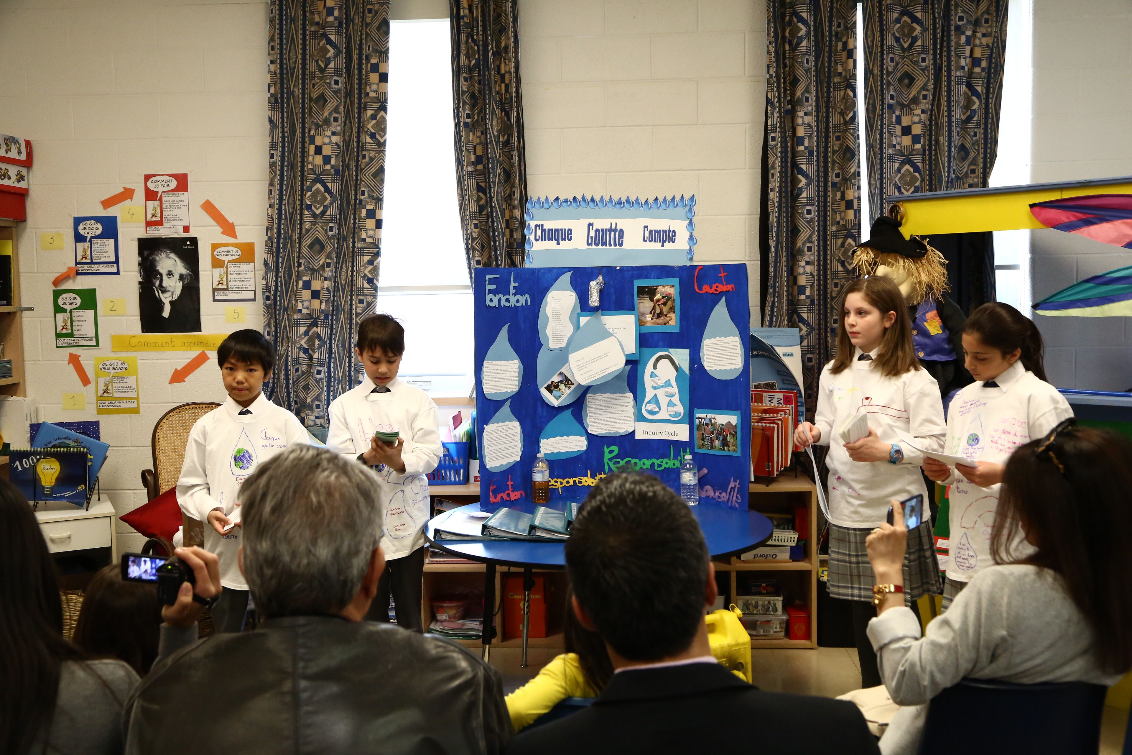 Pyp Exhibition Displays : Grade students shine at tfs first pyp exhibition
