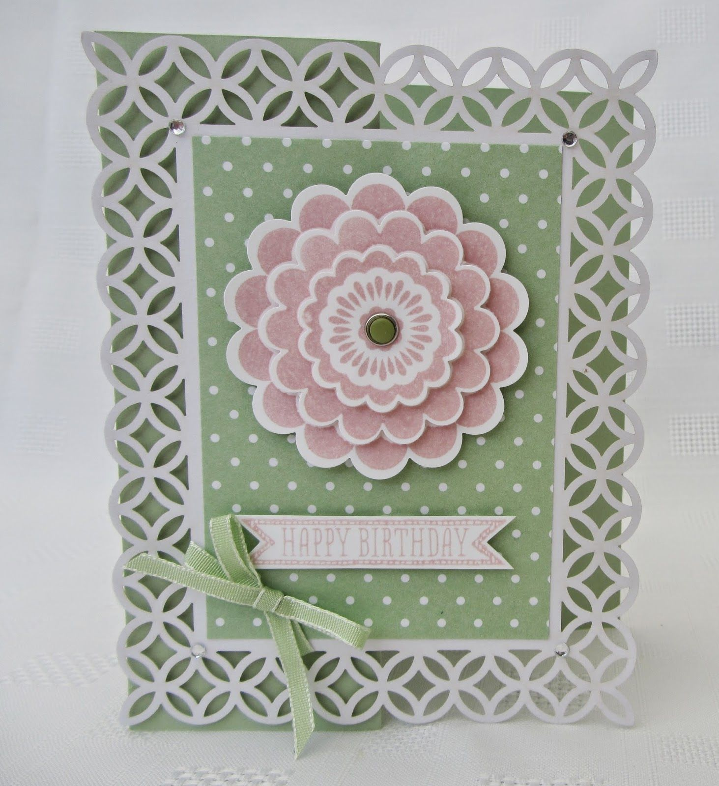 Stamping moments five way flower paper punches pinterest