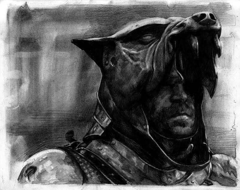 The Hound With Images Game Of Thrones Art Asoiaf Art Art