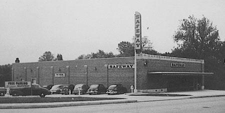 Safeway Lifestyle Store   VMSD  Safeway Store Layout