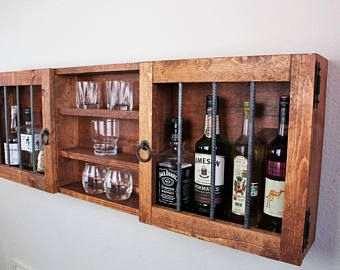 Photo of Whiskey cabinet
