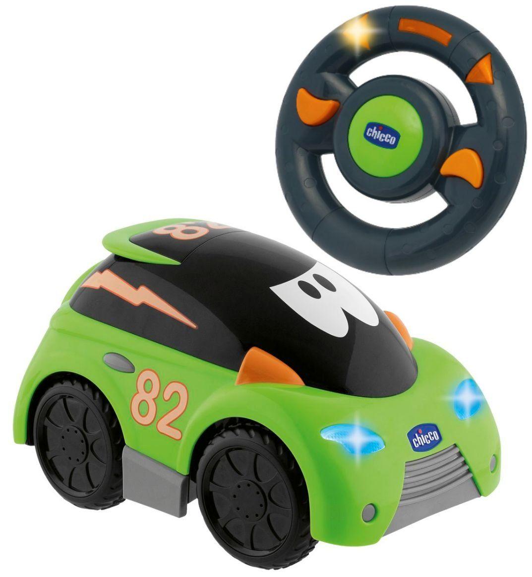 Chicco jimmy thunders radio controlled car radio control
