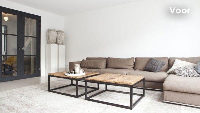 Mooie Woonkamer Ideeen : Ideeën woonkamer mooie dubbele deuren via vt wonen home