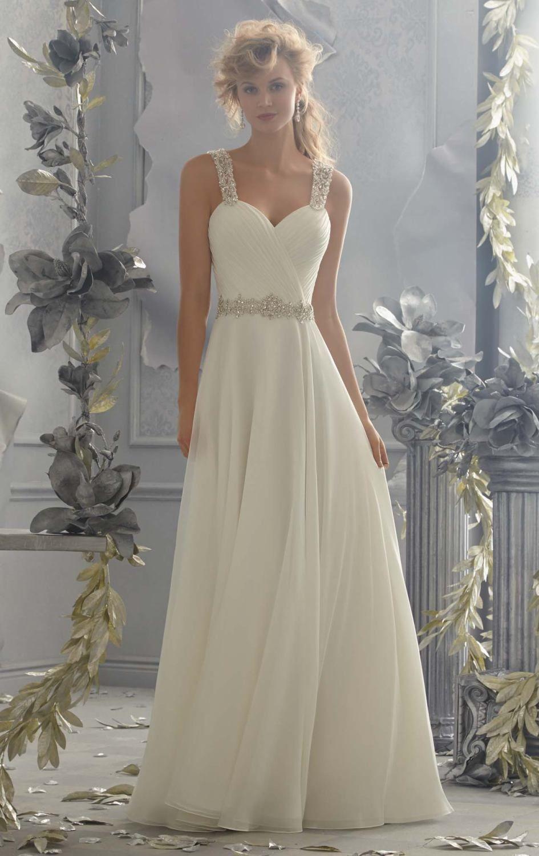 tweedehands trouwkledij