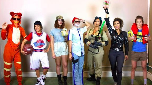This Bill Murray group costume sets the Halloween bar high Bill murray - team halloween costume ideas