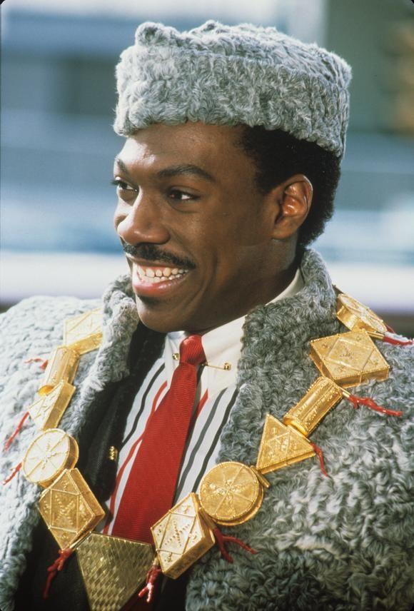 Prince Akeem Swag | Eddie murphy, Best romantic comedies, Eddie murphy  movies