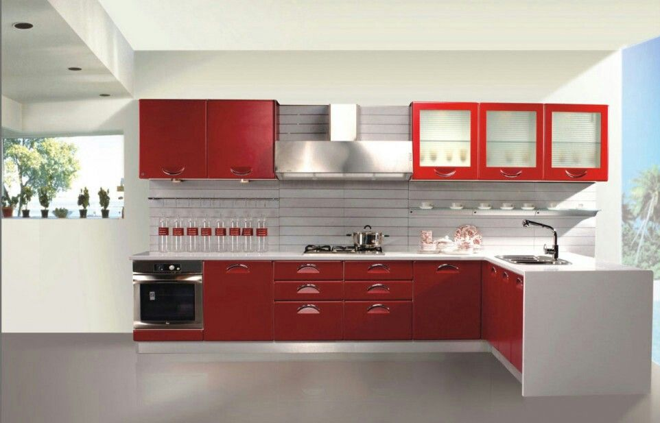 Pin by L Fox on RED Appliances  Home Decor Pinterest Red