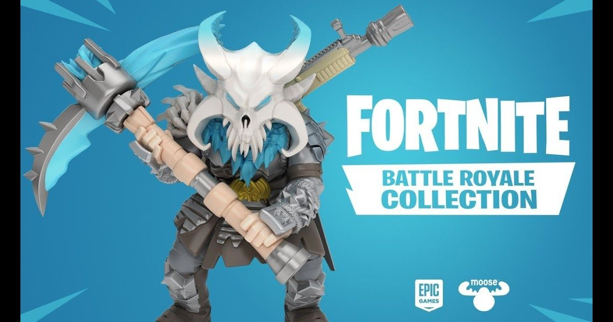 Fortnite Battle Royale Collection You Never Know Who's