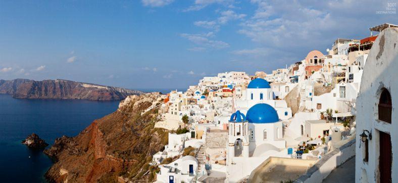 0004 – Santorini – Greece | 1001 Travel Destinations