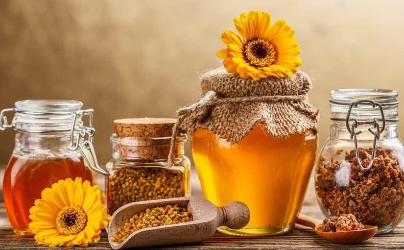 طريقة استخدام غذاء ملكات النحل للرجال والمشاكل التي يحلها Honey Benefits Organic Honey Bee Pollen