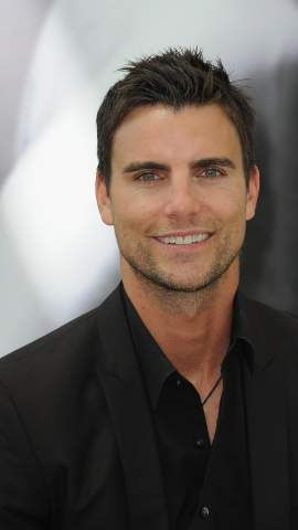 Colin Egglesfield poses for a photocall for the TV series 'The Client List' during the 52nd Monte Carlo TV Festival, Monaco, on June 13, 2012