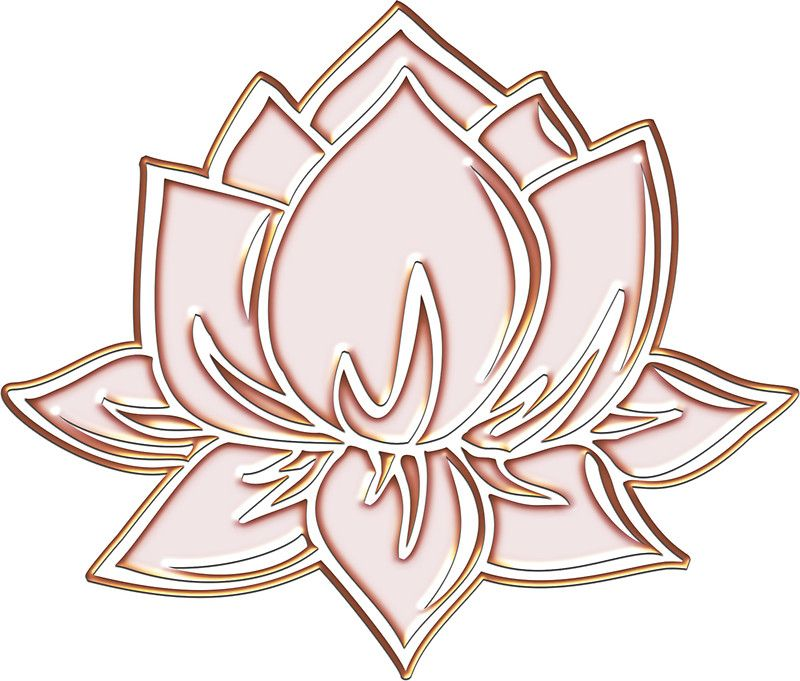 Lotus flower symbol wisdom enlightenment buddhism zen sticker by lotus flower symbol wisdom enlightenment buddhism zen by nitty gritty mightylinksfo