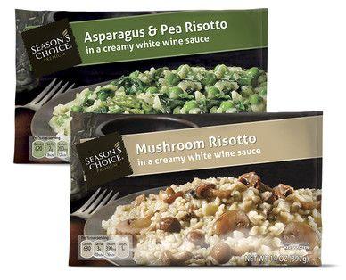 Season S Choice Risotto Blends Just Tried The Mushroom Plenty Of