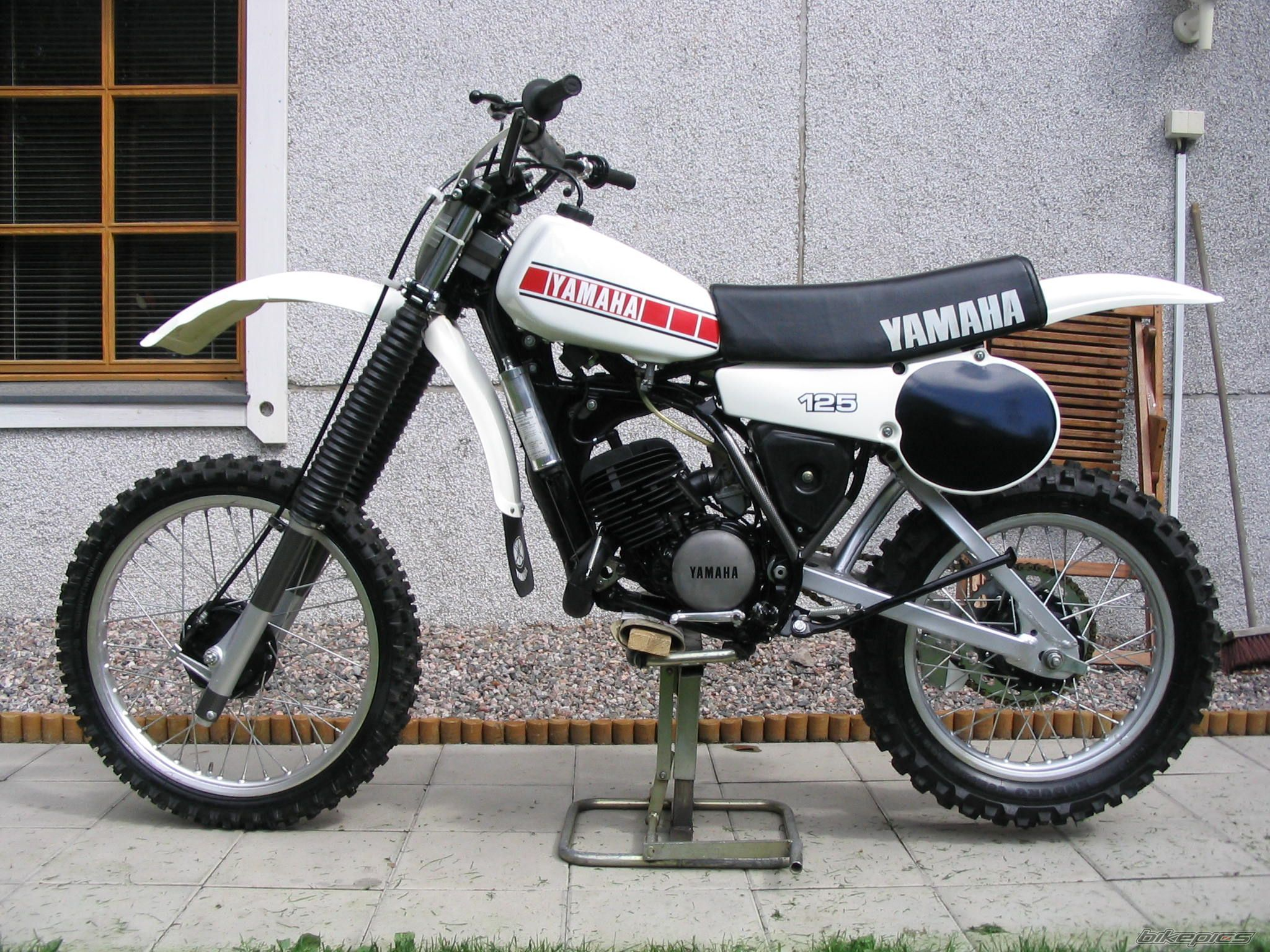 yamaha motorcycles yz forsale vintage