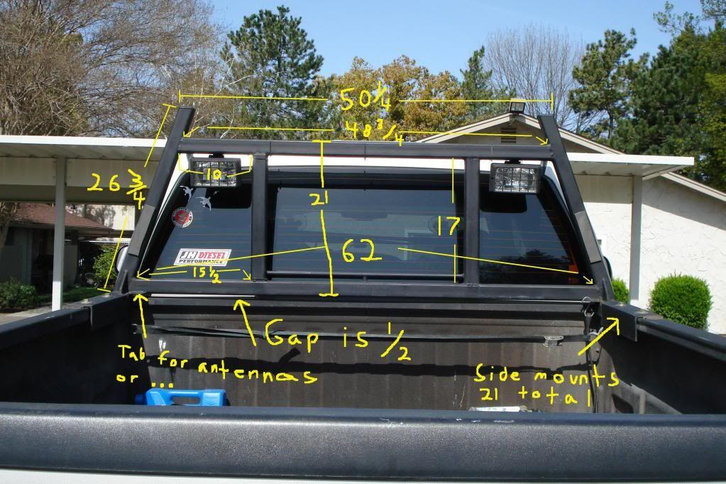 66cummins S Image Headache Rack Trucks Truck Accesories Truck Accessories