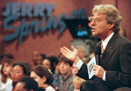 Jerry Springer Show Fights | The Jerry Springer Show – what's the point?
