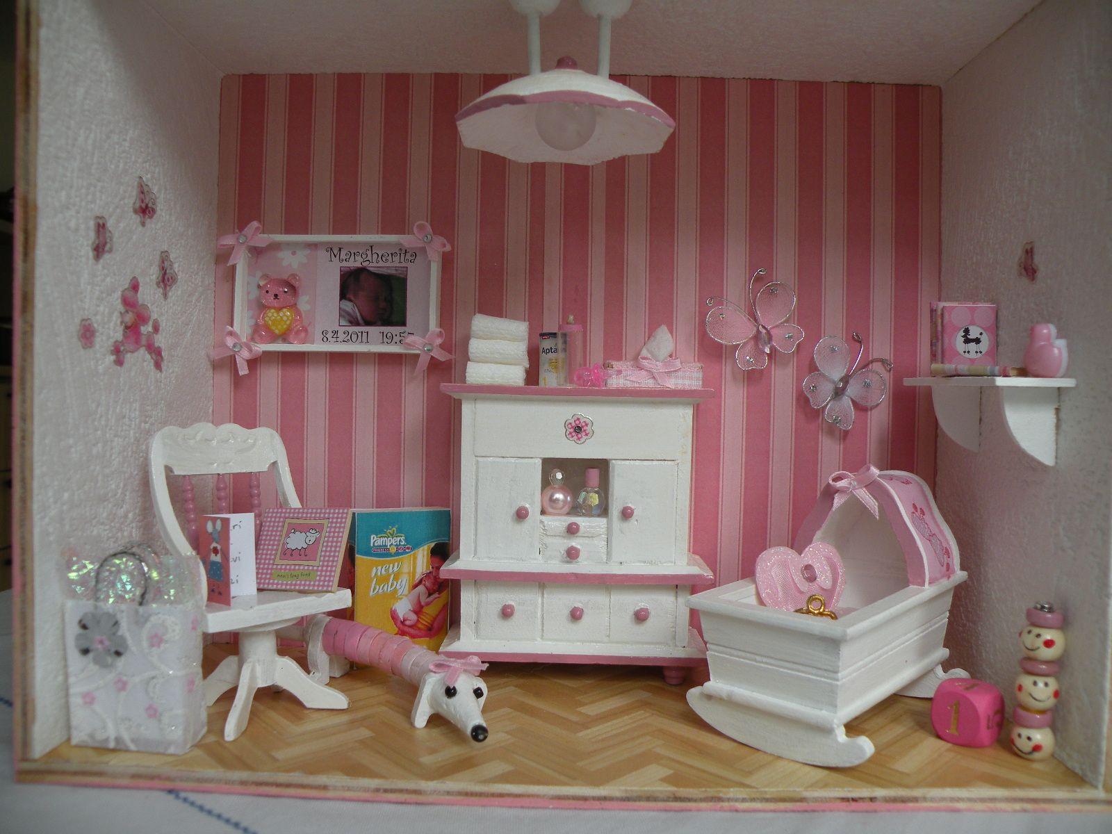 Margherita S Miniature Roombox