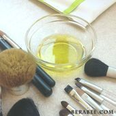 Photo of #Bürste #Clean #Cleaner #Makeup #Pinsel #Techniq –