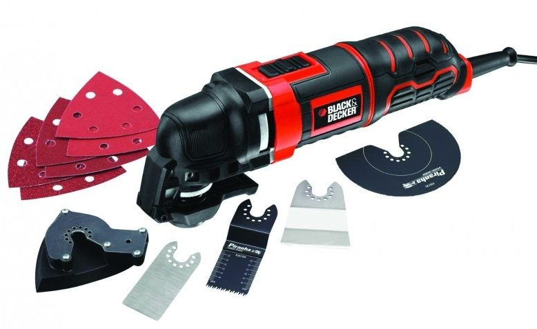 Multifunkcijsko Orodje Black Decker Mt300ka Black Decker Oscillating Tool Decker