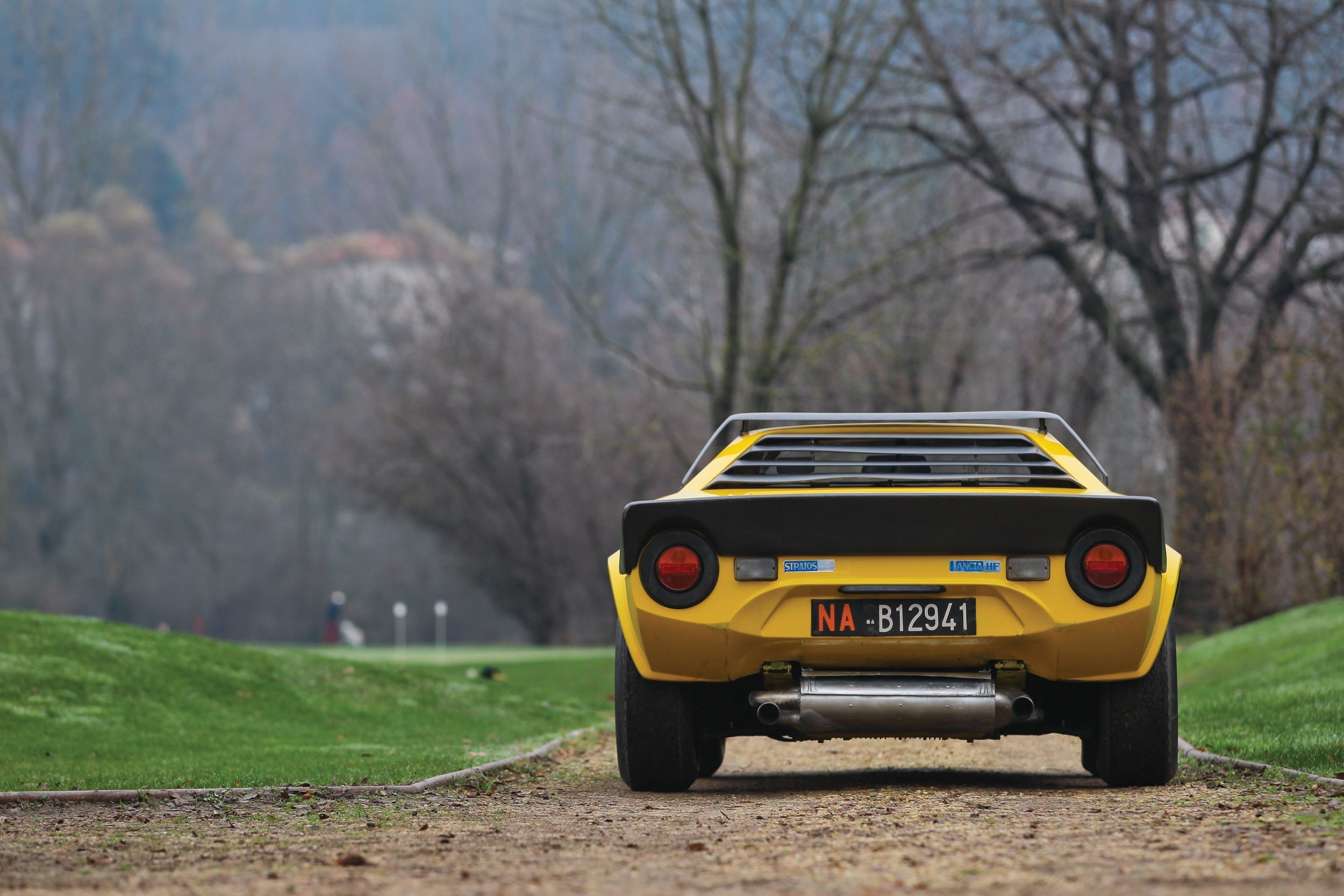 Lancia Stratos Stradale, 1977 – ©Courtesy of RM Auctions - the story behind: www.radical-class..., #Lancia #Stratos