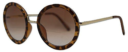 3a486f4f1e In Style Eyes Vintage Round Bifocal Sunglasses
